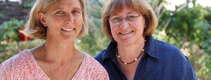 Ambulante Palliativschwestern Claudia Reifenberg und Maria Maul © privat