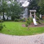 Garten der Kita St. Albertus Magnus