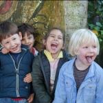 Kinder der Kita St. Albertus Magnus