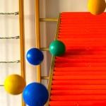 Sportraum in der Kita St. Severin © Kindergartennetzwerk Bad Godesberg