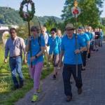 Wallfahrt Trier Matthiasbruderschaft Mehlem 2019