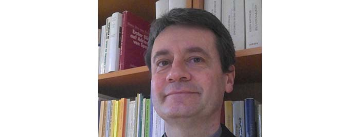 Pater Gianluca Carlin © privat